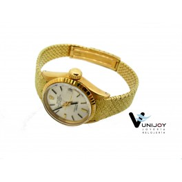 Rolex lady gold