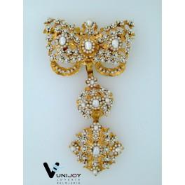 Broche Valenciana